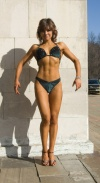 Girl with muscle - Evgenia Ivlieva