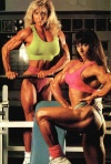Girl with muscle - Skye Ryland / Tazzie Colomb