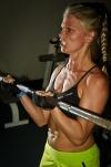 Girl with muscle - Anastasia Motorina