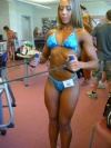 Girl with muscle - Ariella Giavanna Palumbo