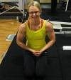 Girl with muscle - Maria Virkkunen