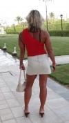Girl with muscle - margaryta byelinska