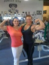 Girl with muscle - helle nielsen (r)