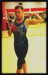 Girl with muscle - Natalia Gacka