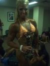 Girl with muscle - Casie Shepherd