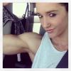 Girl with muscle - Kimberly Elizabeth