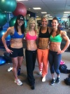 Girl with muscle - Zoe Daly, Hannah Kimber, Jes Murphy