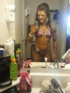 Girl with muscle - Ciara Harding