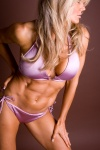 Girl with muscle - Michelle Berger