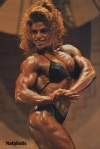 Girl with muscle - Michele Ralabate