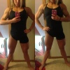 Girl with muscle - Michelle Davis