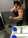 Girl with muscle - Helle Nielsen