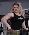 Girl with muscle - Simone Ruhl (Ehrlich)