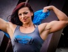 Girl with muscle - Ariel Gail