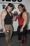 Girl with muscle - helle nielsen - lotte bendix