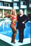 Girl with muscle - marja kavala