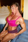Girl with muscle - Debra D'andrea