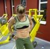 Girl with muscle - Denisa Smejkalova