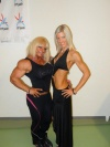 Girl with muscle - Maryse Manios (L)