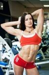 Girl with muscle - Natalia Knyazeva
