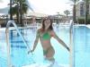 Girl with muscle - olenka