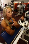 Girl with muscle - Beata Antoninas