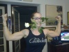 Girl with muscle - ljuba