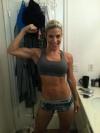 Girl with muscle - Ingrid Romero