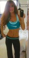Girl with muscle - Dana Beth