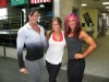 Girl with muscle - Robin Triple Dee / Candice Kay / Jackie Cooper