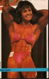 Girl with muscle - Janice Ragain