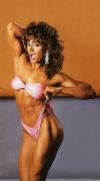Girl with muscle - Lupita Lugo