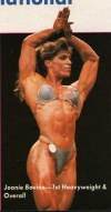 Girl with muscle - Joan Bovino