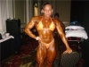 Girl with muscle - Betty Viana-Adkins