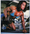 Girl with muscle - Nancy Lewis
