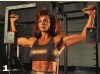 Girl with muscle - Meral Ertunc