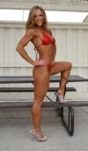 Girl with muscle - Lynda Thoresen