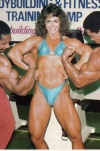 Girl with muscle - Clare Furr