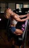 Girl with muscle - Debora Gallamini