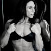 Girl with muscle - Vanessa Naesheim