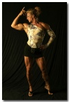 Girl with muscle - Robin Hillis