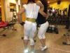 Girl with muscle - Cristina Franzoso (L) - Jacqueline Rodi (R)
