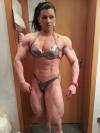 Girl with muscle - Michaela Schaar