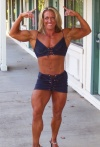 Girl with muscle - jodi coy
