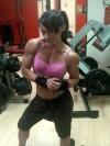 Girl with muscle - Mara Fino