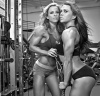 Girl with muscle - Ava Cowan/Oksana Grishina