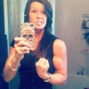 Girl with muscle - Erin