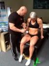Girl with muscle - Kaitlyn Pavlik