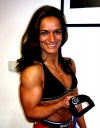 Girl with muscle - Judit Palecian