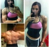 Girl with muscle - Carla Senna